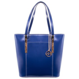 McKlein USA Deva Leather Tote with Tablet Pocket (3 options available)