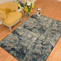 Westfield Home Sphinx Geneva Blue Area Rug - 12' x 15'