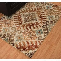 Westfield Home Sphinx Zaire Crimson Area Rug - 12' x 15'