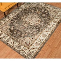 Westfield Home Sphinx Rio Taupe Area Rug - 12' x 15'