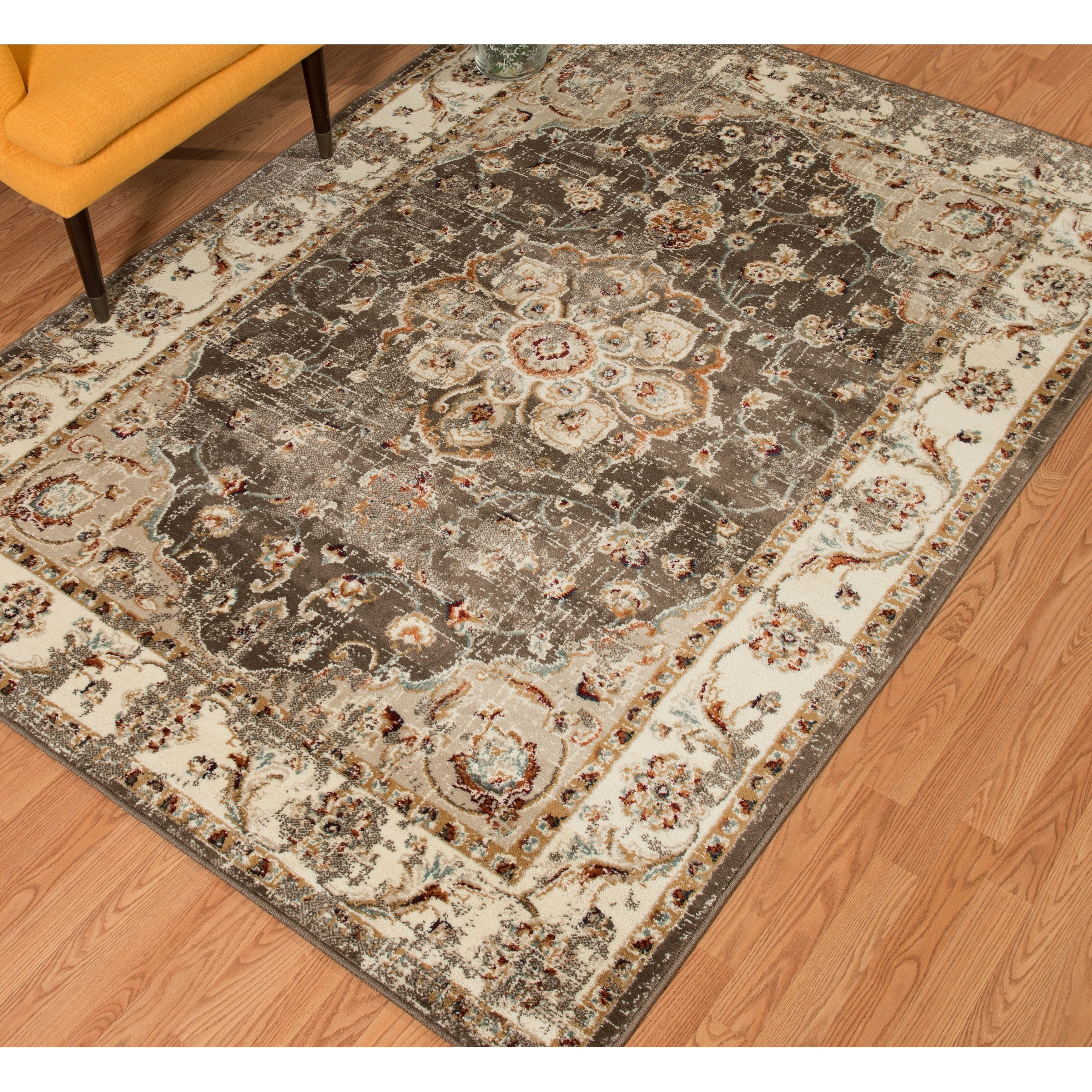Westfield Home Sphinx Rio Taupe Area Rug - 53 x 72