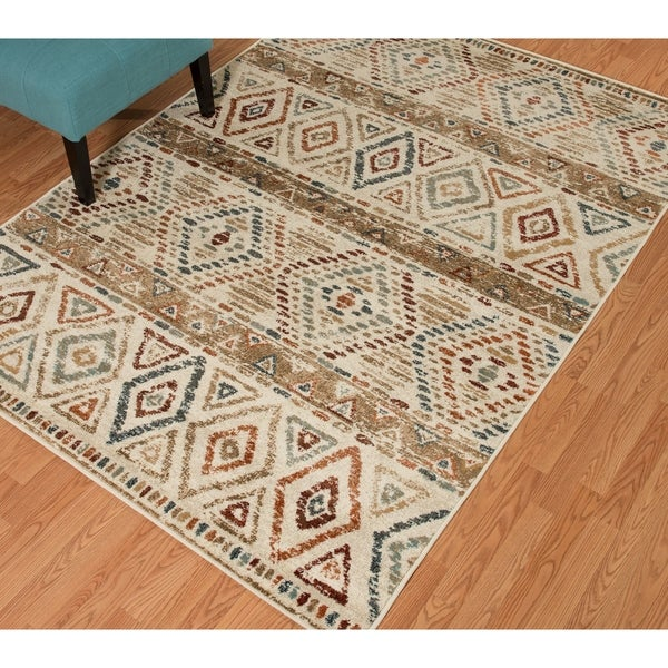 Westfield Home Sphinx Madeline Multi Color Accent Rug - 1'10 x 3'1