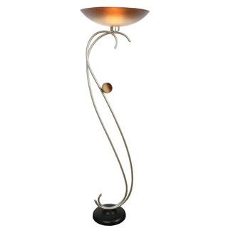 Van Teal 134981 Catalina Too Torchiere 71-inch Floor Lamp