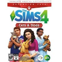 Mecca-Electronic Arts The Sims 4 Cats N Dogs Pc