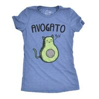 Womens Avogato Funny T shirt
