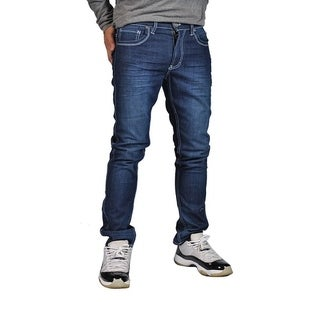 Just Being American Men's Fashion Slim Fit Straight Denim Jeans