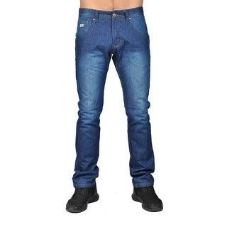 Men's Killer Jeans Relaxed Killer Raw Back Print
