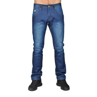 Men's Killer Jeans Relaxed Killer Raw Back Print