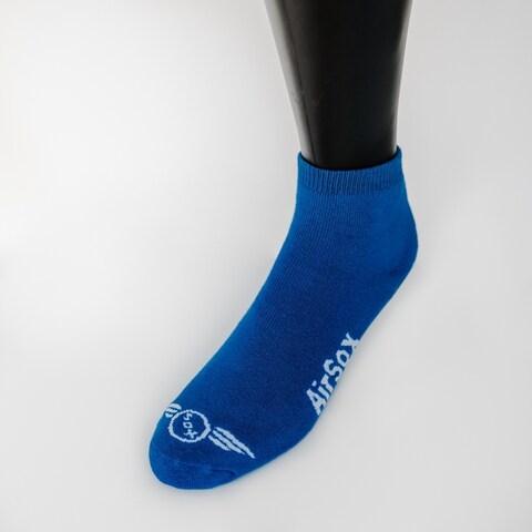 Ankle Sock - Large Royal Blue