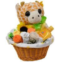 Shop Noah S Ark Gift Set W Giraffe Plush Frame Amp Bank By