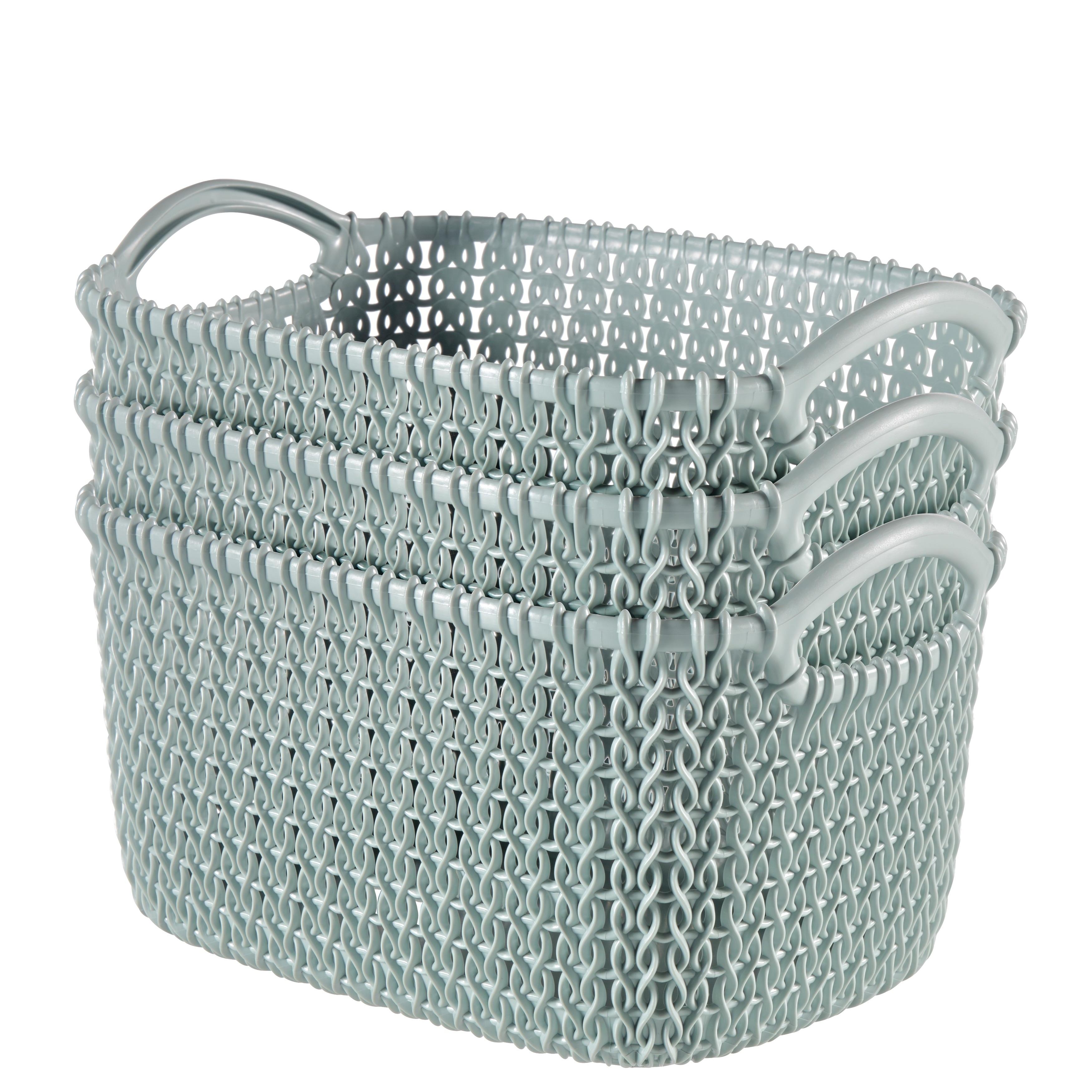 Buy Baskets & Bowls Online at Overstock.com | Our Best Decorative ...