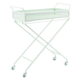 Mint Bar Cart Green