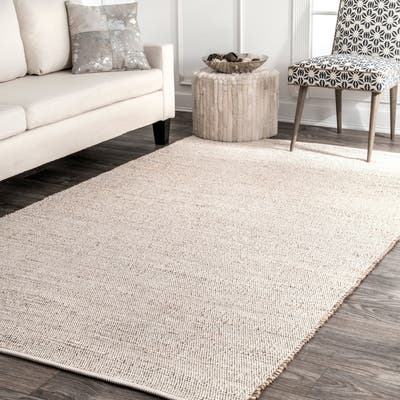 7 X 9 Hand Woven Area Rugs