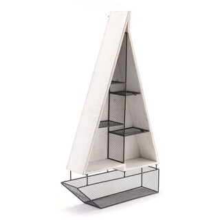 Boat Shelf White