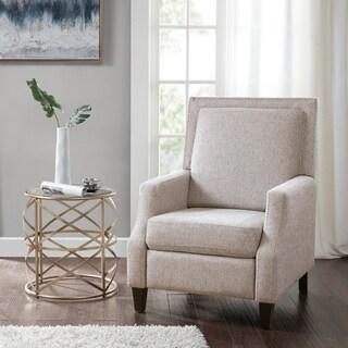 Madison Park Woodham Grey Fabric Recliner
