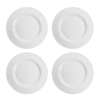 Elle Decor Juliette Set of 4 Dinner Plates