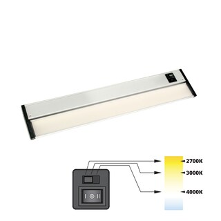 Color Changing Linear Under Cabinet LED Light