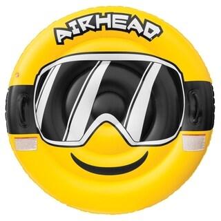 AIRHEAD Emoji Goggles Snow Tube
