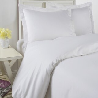 1500 Thread Count Luxury Extra Long Staple Cotton Sateen 3-piece Duvet Set