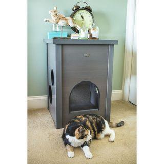 Kitty Kube Nantucket Gray