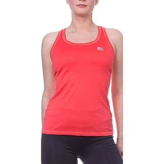 Crivit Pro TOPCOOL Women's Activewear Tank Top Coral