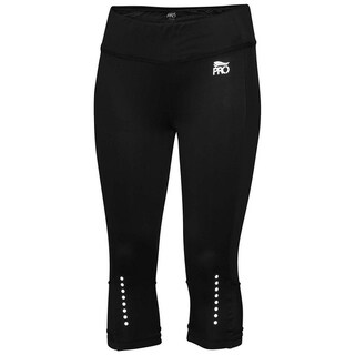 Crivit Pro TopCool Women's Activewear Leggings Black