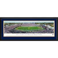 Navy Midshipmen Football - Blakeway Panoramas College Football Framed Print