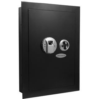 Barska Biometric Wall Safe (Left Opening)