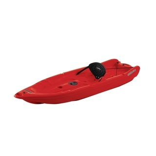 Sun Dolphin Camino 8 Sit-On-Top Kayak Red
