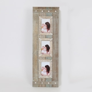 "Link to Rustic Three 4"" x 6"" Collage Picture Frame Similar Items in Decorative Accessories"