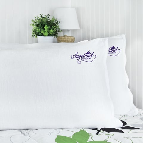 Furinno Angeland CertiPUR-US Certified Memory Foam Shredded Pillow, FUR1526252