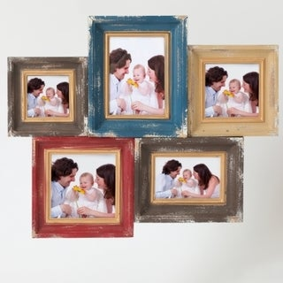 Five Collage Picture Frames