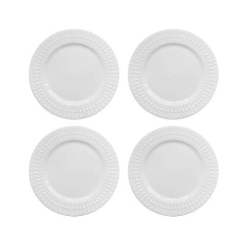 Elle Decor Amelie Set of 4 Salad Plates