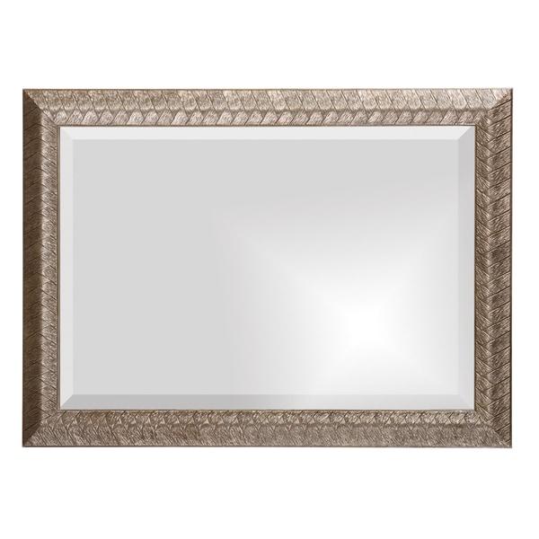Allan Andrews Malia Silver Mirror