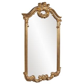 Allan Andrews Roman Gold Wall Mirror - N/A