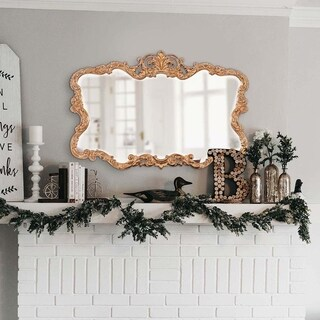 Allan Andrews Talida Gold Mirror