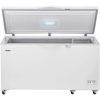 Haier HFC1504ACW 60 1/2 Inch Chest Freezer