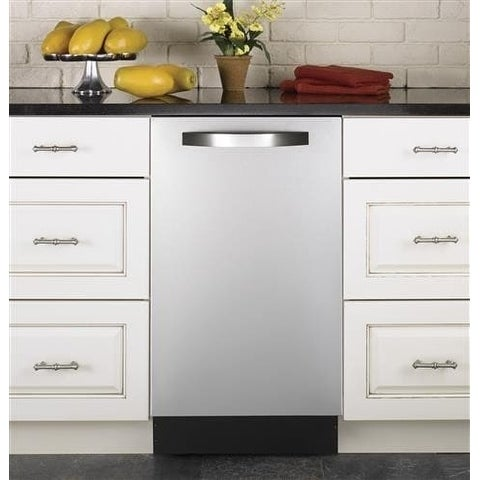 Haier QDT125SSKSS 18 Inch Fully Integrated Dishwasher