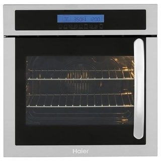 Haier  HCW2360AES 24 Inch Electric Wall Oven