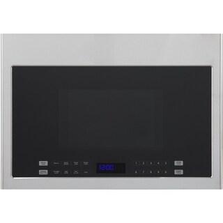 Haier HMV1472BHS 24 Inch Over-the-Range Microwave