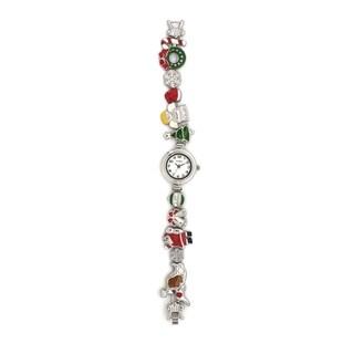 Olivia Pratt Holiday Bracelet Watch