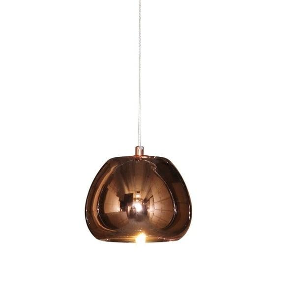 Venus mirrored pendant chandelier polished copper free shipping venus mirrored pendant chandelier polished copper aloadofball Gallery