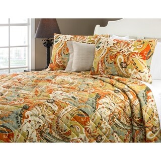 Picadilly King Quilt 4 pc Set