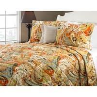 Picadilly Queen Quilt 4 pc Set