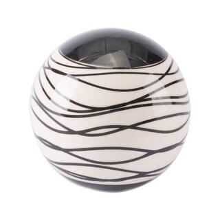Stripes Md Orb Black & Ivory - N/A