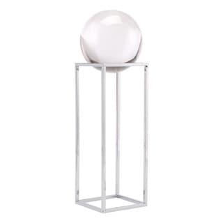 Carson Carrington Large Silver Square Orb