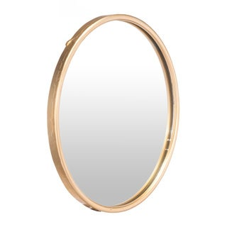 Ogee Mirror Lg Gold