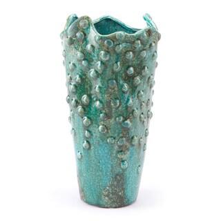 Drop Md Vase Green