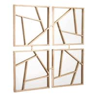 Shop Dimond Home Mirrored Wall Decoration N A On Sale