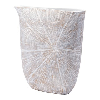 The Curated Nomad Antique-beige Poly Jar
